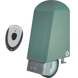 BAUER 116AP mit Anschraubplatte Torendpuffer gefedert