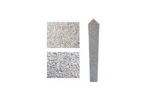 23DE - Granitsäulen