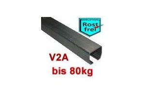 14BG - 80kg Edelst. V2A