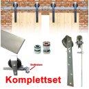 Scheunentorset 9m 2-flüglig für Torbreite 2x 2,25m