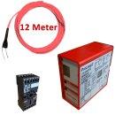 (Set2) Induktionsschleife 12m, Auswerteeinheit 230V AC