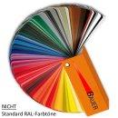 Pulverbeschichtung mit NICHT standardmäßgen RAL-Farbtönen