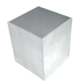 Verstärkung-Pfostenprofil aus Alu, Länge 123cm