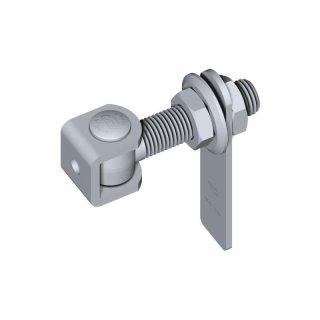 Torangel für Metallpfosten, M22