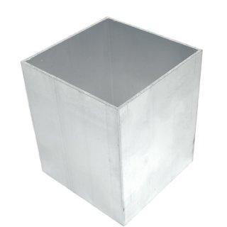 Verstärkung-Pfostenprofil aus Alu, Länge 198cm