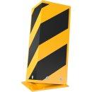 Anfahrschutz verzinkt 3mm, U-Winkel