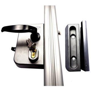 Torrahmenschloss für Torrahmen-Bausatz 50mm - Komplett